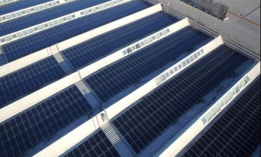"""汉能意大利""""马可波罗""""机场屋顶太阳能项目如期竣工"""