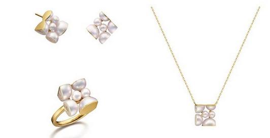 TASAKI珠宝品牌推出unconventional主题珠宝系列