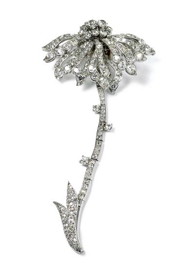卡地亚受邀参展花园和Al Thani系列珠宝