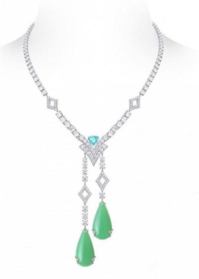 珠宝品牌路易威登推出多系列春夏新品