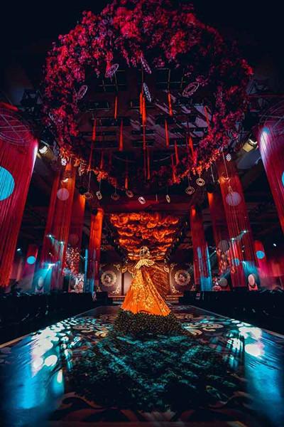 北京JW万豪酒店于4月呈现恒久梦享婚尚之旅