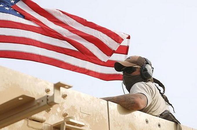 """美军叙土边境巡逻 这一低调动作实为""""拉架"""""""