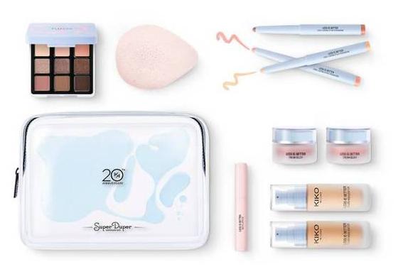 kiko化妆品品牌携手VOGUE推出20周年系列彩妆