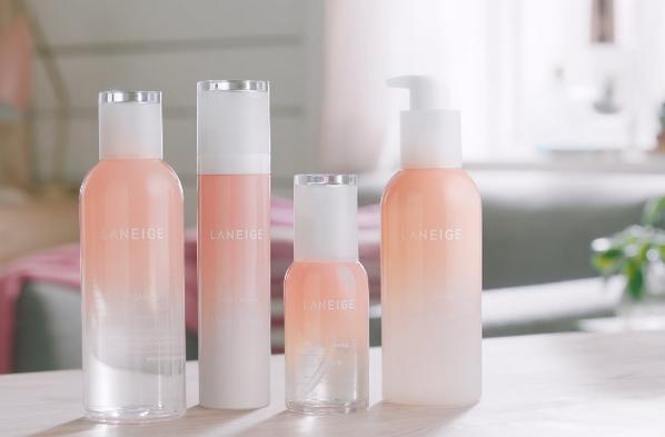 兰芝推出舒活保湿 Fresh Calming系列化妆品