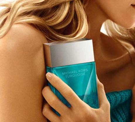 Michael Kors推出限量版蔚蓝淡香水 香气迷人