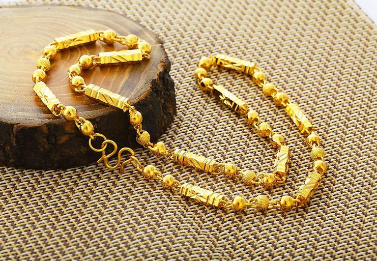 黄金首饰怎么保养