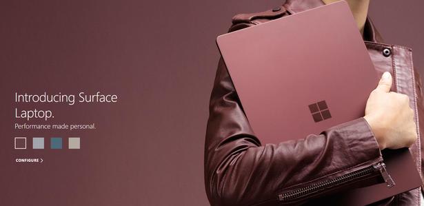 微软Surface Laptop或不会掀起大波澜 售价占不要原因