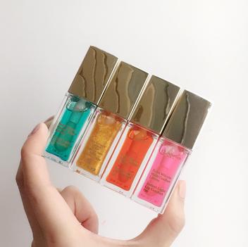 Clarins化妆品品牌推出美唇护理油 6月上市