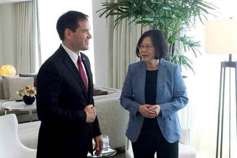 美议员再抛台湾旅行法 妄言此法很重要!