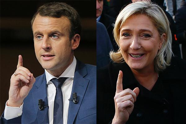 直击2017法国大选