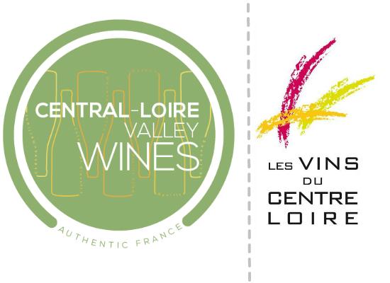 中部卢瓦尔河谷葡萄酒官网与时俱进更新Logo