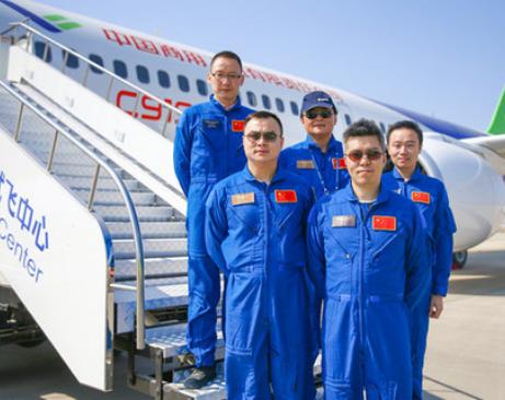 国产飞机C919今日首飞 目前已获全球570架订单