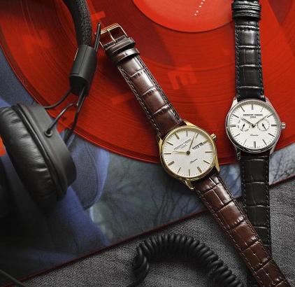 康斯登名表品牌全新推出百年典雅系列石英表