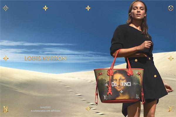 Louis Vuitton携手艺术家推出全新包包配饰系列