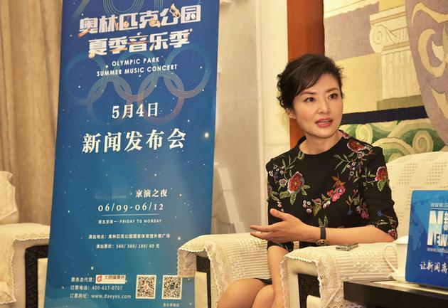周涛担任夏季音乐季总导演 特别邀请马昕担任总音响师