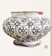 中国瓷器上交融的中外文化