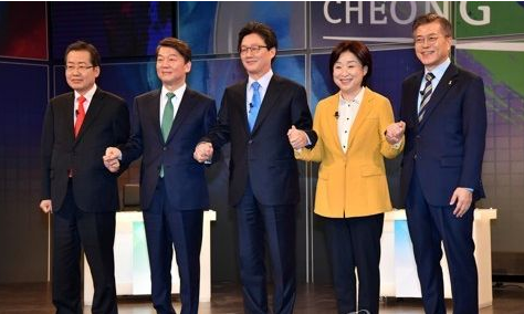 韩国大选最新消息:2017韩国总统大选投票开始 黄金迎来暴风雨