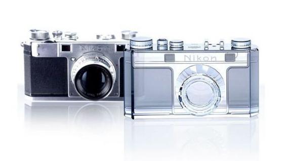 施华洛世奇联合尼康倾力打造梦幻水晶相机 极具收藏价值