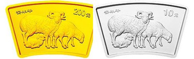 1/2盎司2003年生肖金币是展示中华传统文化的珍品