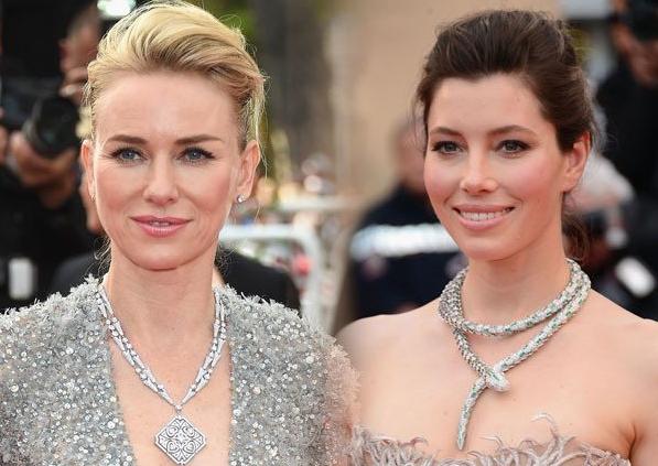 八一八高级珠宝品牌宝格丽与戛纳电影节的不解情缘