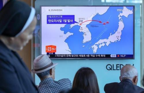 朝鲜再射导弹 加息预期下国际黄金陷入多空拉锯