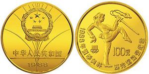 哪些纪念金币上印有中国传统武术的身影