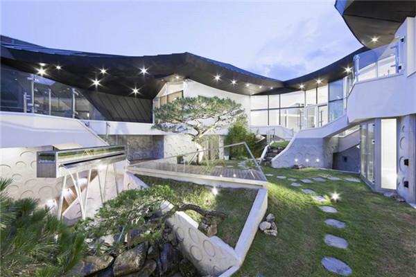 GA ON JAI豪宅:营造一个健康自然的生存环境