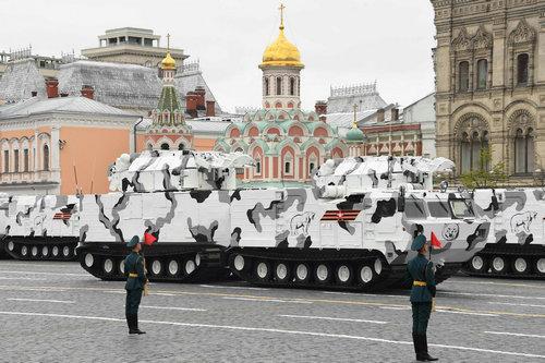 普京称没人能打败俄军 俄军实力有多强?