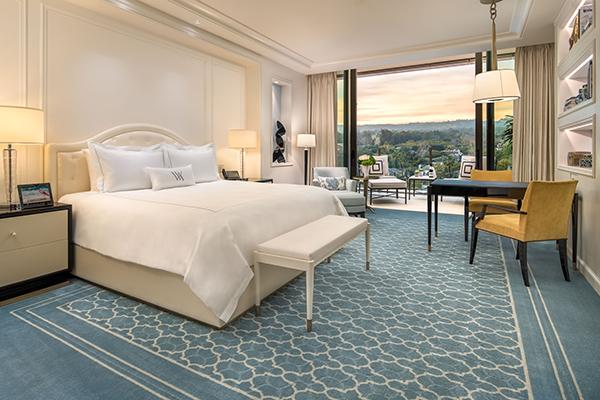 比佛利山庄华尔道夫酒店业即将华丽开业