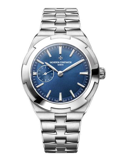 江诗丹顿推出全新Overseas纵横四海系列腕表