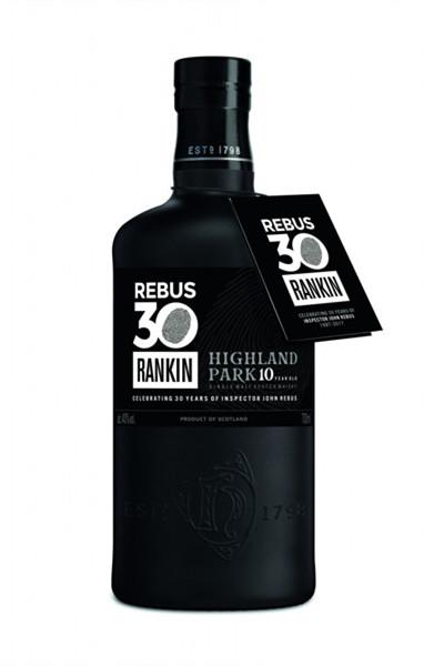 Highland Park推出全新限量版Rebus30威士忌
