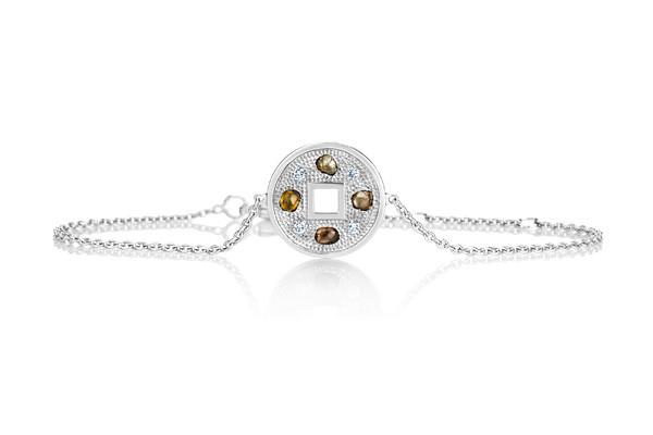 打造绅士型格 戴比尔斯甄选钻石珠宝献礼父亲节