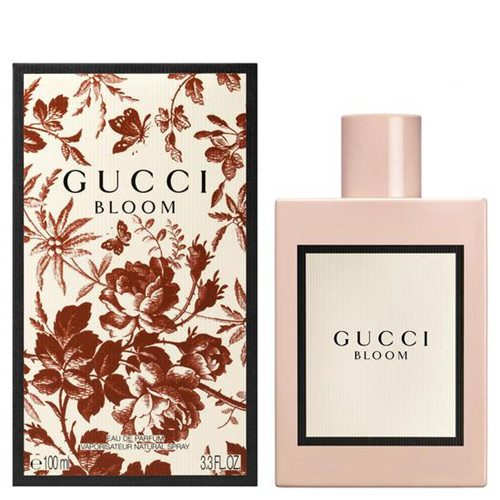 8月份发售 Gucci推出新款Bloom香水