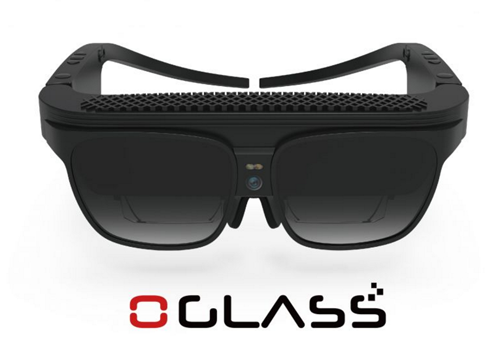 "AR眼镜工业商""0glass""完成数千万元A轮融资"