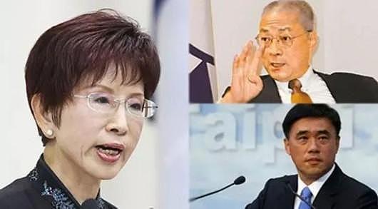 国民党选战吴敦义领先 获得31%党员支持