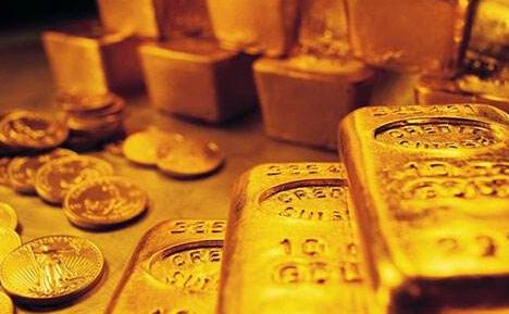 黄金有望录得一个月来最大周涨幅