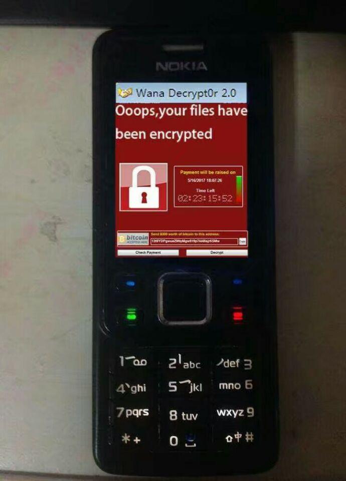 勒索病毒瞄准手机 全球可能面临新的网络安全威胁