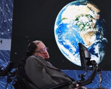 霍金预言:地球空间即将用尽 人类将面临悲惨结局