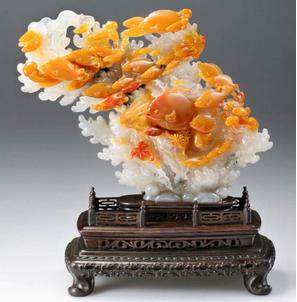 寿山石的产地_寿山石怎么鉴别_寿山石的保养方法-金投收藏