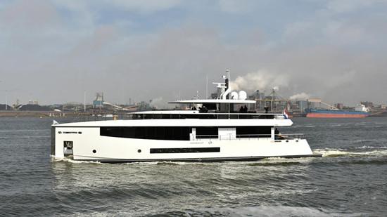 Feadship发布全新34.65米Letani游艇项目