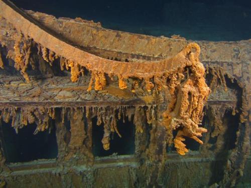 泰坦尼克将迎来末日 2030年或彻底消失在海底