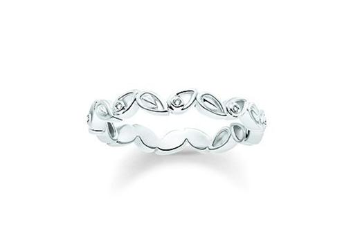 THOMAS SABO Glam& Soul Diamonds系列珠宝首饰 让你美翻全场