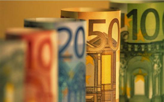 德法经济数据靓丽 欧元再受提振
