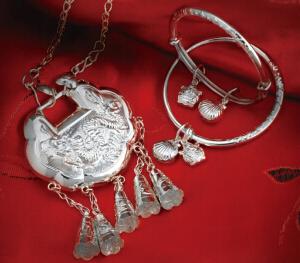 梦祥银饰专注白银首饰20年 致力于打造中国风银饰品牌