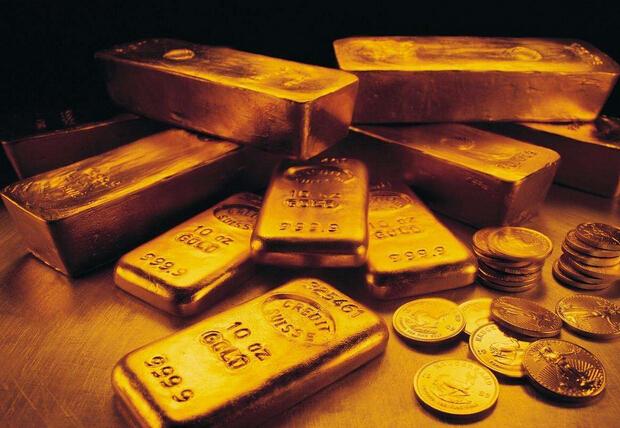 黄金接近关键阻力位 买盘依旧良好