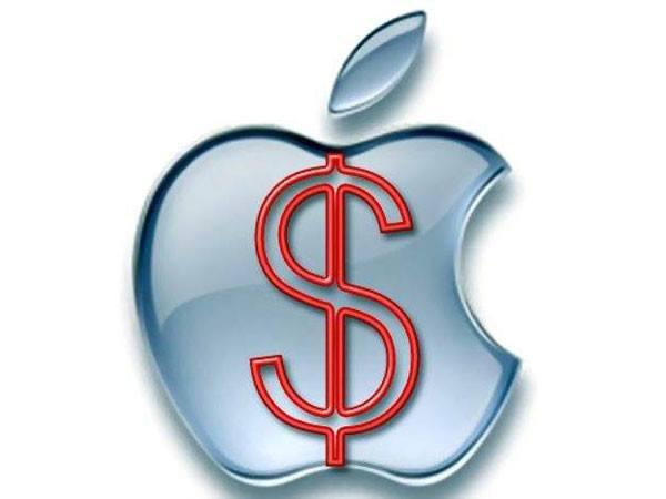 一年后苹果市值将突破1万亿美元