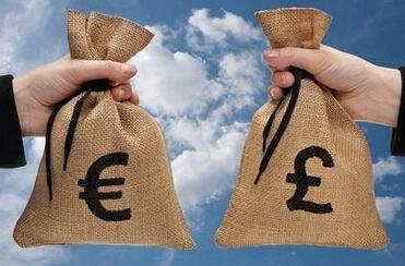 """欧元恐将再飙升 英镑只能""""干瞪眼""""?"""
