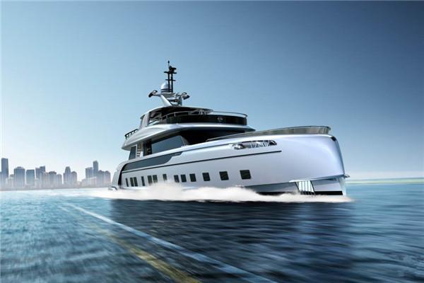 Monegasque携手保时捷打造GTT系列混合动力游艇