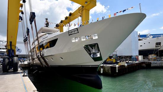 圣劳伦佐宣布发布全新38.4米SimSim游艇