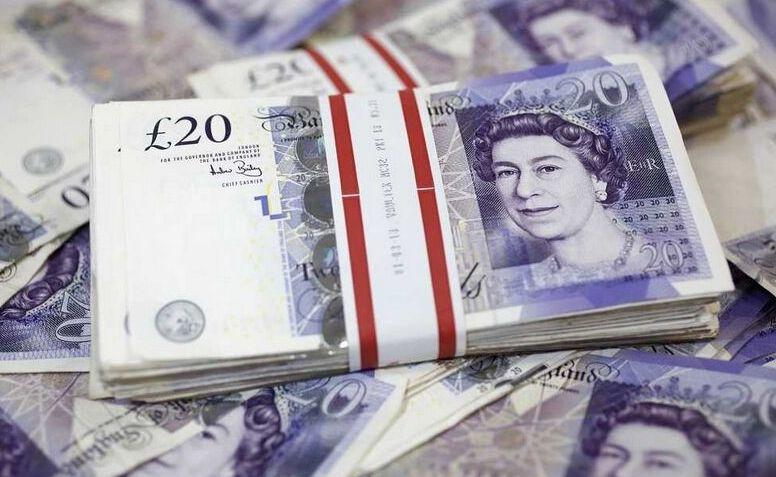 """""""硬脱欧""""无路可逃?英镑年内或跌8%"""